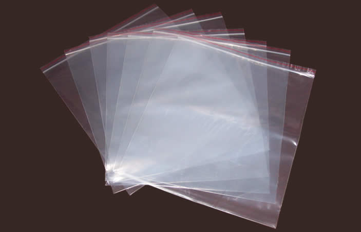 PE普通自封口塑料袋